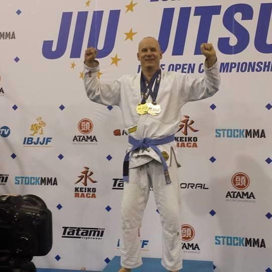 Euros Medal 2015