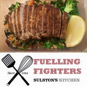 Sulston's kitchen