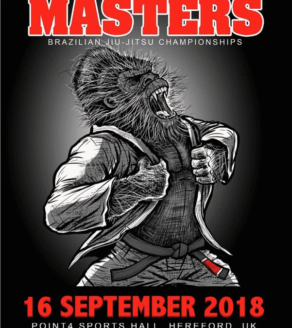National Masters Brazilian Jiu Jitsu Championships