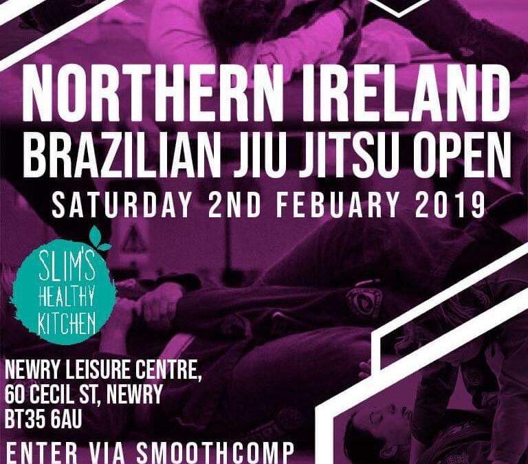 NORTHERN IRELAND BJJ CHAMPIONSHIPS 2019 (GI)