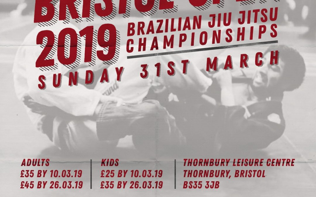 Bristol Open 2019 Brazilian Jiu Jitsu Championships
