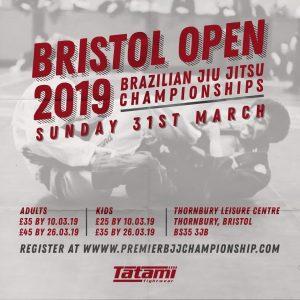 Bristol Open2019 BJJ