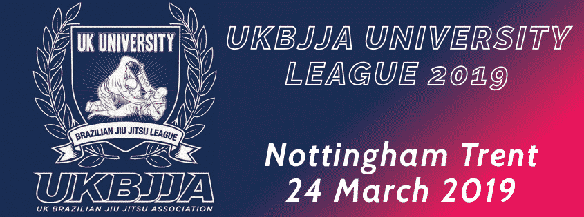 UKBJJA UNIVERSITY LEAGUE MARCH 2019