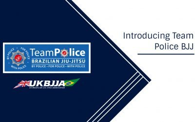 Team Police BJJ in association with the UKBJJA