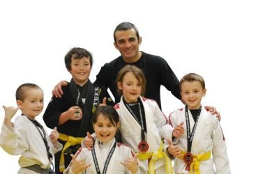 New Kids BJJ League for 2016 in the East of England