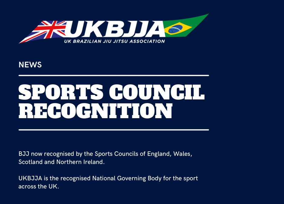Sports Council Recognition – Statement from our Chair