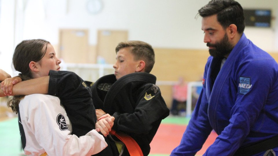 UKBJJA publishes study into effects of Covid-19 restrictions on the BJJ community